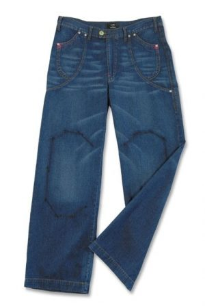 Pantalone 4206 in Denim