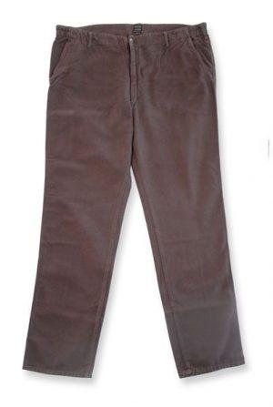 Pantalone 3678 in Cotone invernale